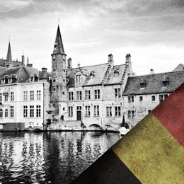 belgium-bruges-flag